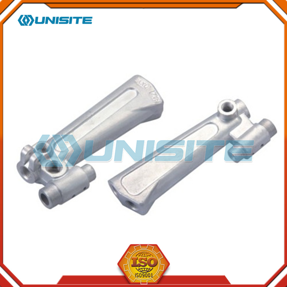 Precision forging aluminum parts design