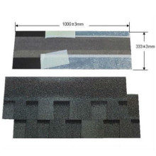 Double Layer Fiberglass Shingle