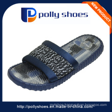 Hot Selling Gray Rubber Slipper for Men