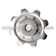 Jagung kepala Gathering Idler Sprocket