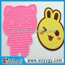 Popular new custom rubber non slip coaster for promotion
