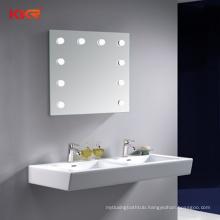 Modern design bathroom mirror cabinet led intelligent mirror in foshan