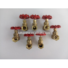 HYFY-1003 American standard 4 inch Brass gate valve with prices