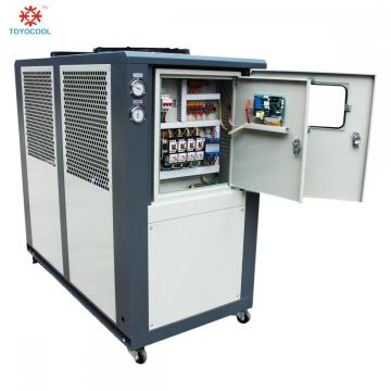 air cooled chiller industrial water cycle water cooled