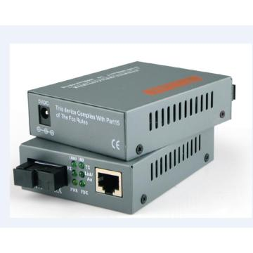 Cat6 Fiber To Multimode Switch Ethernet Switch