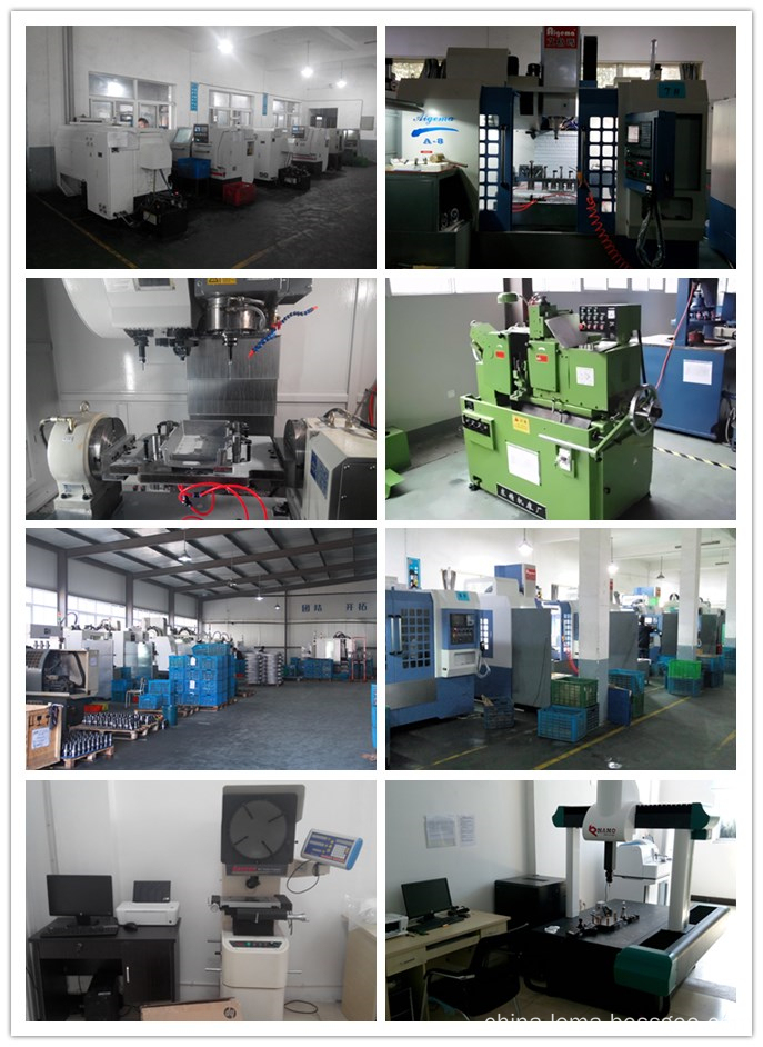 Mahcining equipment and QC control equipment