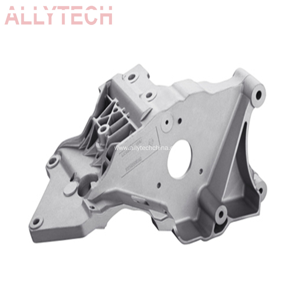 Aluminum Die Casting Machine Process Parts