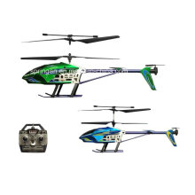 Radio-Controlled Helicopter Plane Toy for Children