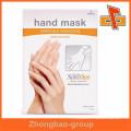 Gesichtsauge oder Handmaske Folienbeutelpackung mit Sonderdruck