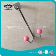 Gancho para colgar el gancho del gancho del alambre del metal