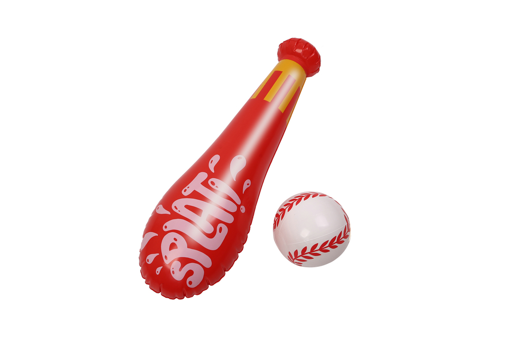 Summer Water Toy Inflatable Baseball Bat with Ball