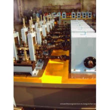 Tipo de molino tubo soldadura máquina usada para los cerrajeros tamaño rejillas