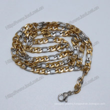 Double Color Stainless Steel Chain for Open Locket Necklace (IO-stc009)