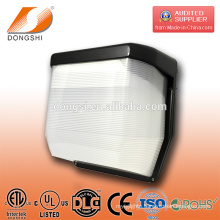 50W indoor outdoor LED wall light with heat-sink housing
