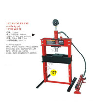 10 Ton Shop Press