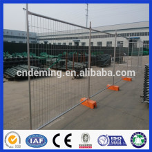 Anping deming galvanizado temporario Cerca para la venta