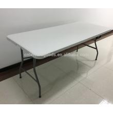Оптовая портативный складной прямоугольный стол пэвп ПЭВП стол