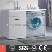 2013 Hangzhou Hot selling laundry vanity unit