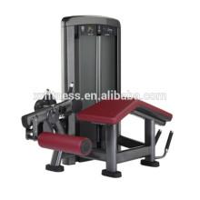 Croix équipement de conditionnement physique en gros assis rangée faible