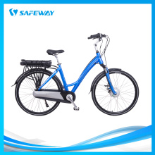 Panasonic lithium battery city electric bike
