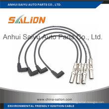 Câble d'allumage / fil d'allumage pour Volkswagen Santana (ZEF1255 et 030905430N)