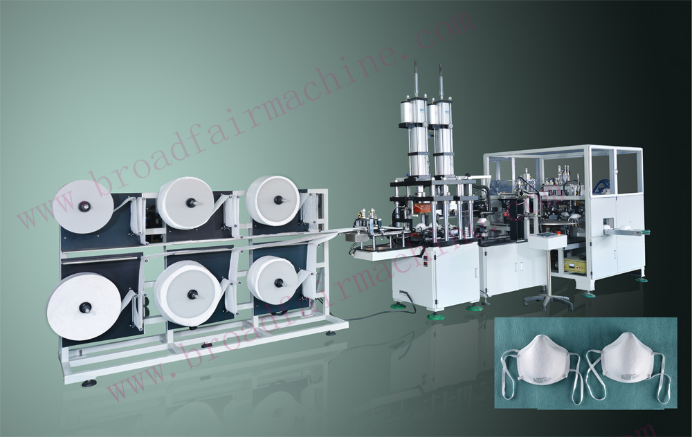 Automatic Cup Mask Production Line