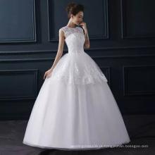 LSO018 vestido de noiva ombro acessórios de estilo japonês longos vestidos de noiva elegantes