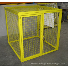 Gas Bottle Cylinder Storage Solutions Security Cage