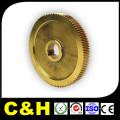 Подгонянный металл точности CNC подвергая малые части механической обработке CNC поворачивая
