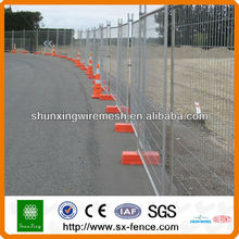 Galvanized Road Temporary Fence (Australian Standard)