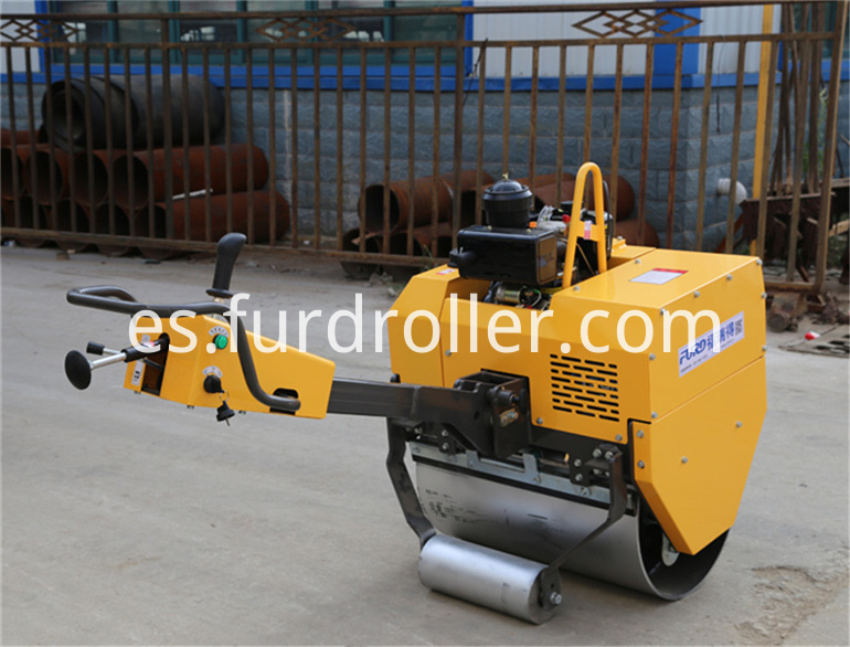 FYL-750 Manual Road Roller