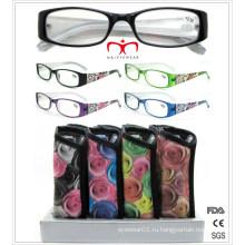 Мода Пластиковые очки чтения (MRP21647)