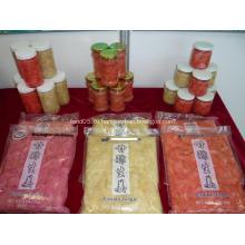 класс суши имбирь натуральный цвет