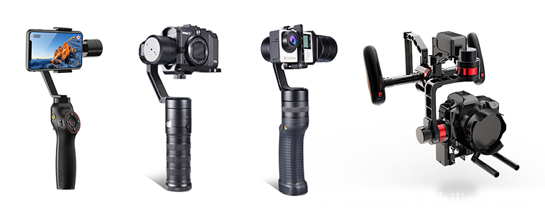 3 axis gimbal stabilizer for cameta