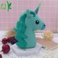 Cassa di batteria portatile sveglia di 3D Unicorns Power Bank