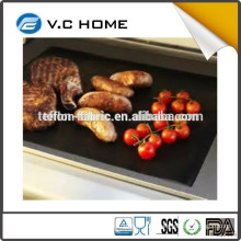 Easy Clean scientifically designed Food healthy teflon BBQ grill mat