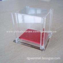 Elegance Acrylic Gift Box with 2 to 100mm Thickness