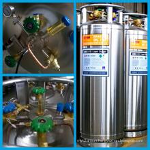 Inustrial Used Low Pressure Liquid Oxygen Cylinder (DPL-450-175)