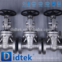 Didtek China manufacturer brass lockable gate valve