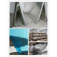 miroir aluminium bobine réflectivité 98%