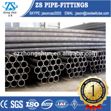 a53 gr b carbon steel pipe for project