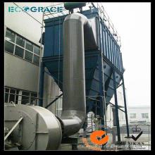 Colector de polvo industrial del filtro de la bolsa (GDM 680)