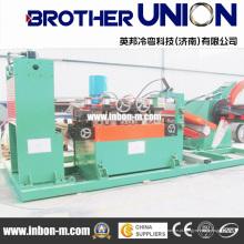 Cortar a linha de máquina de comprimento para folha de chapa de bobina de aço