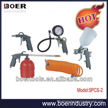 Air Gun 5pcs Kit