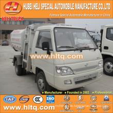 FOTON Mini LKW 4X2 2m3 preiswerter Preis seitlicher Lader Müllwagen