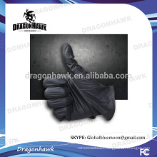 Wholesale Disposable Nitrile Tattoo Gloves Black Small Size