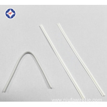 Plastic Single Wire Nose Wire