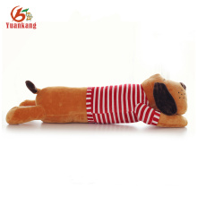 Plush dog pug soft toy