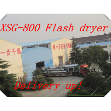 Xsg Flash Drying Machinery pour sécher l'amidon