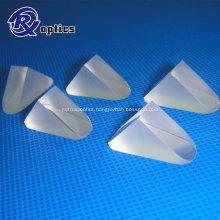 Optical Glass Triple Triangular Prism